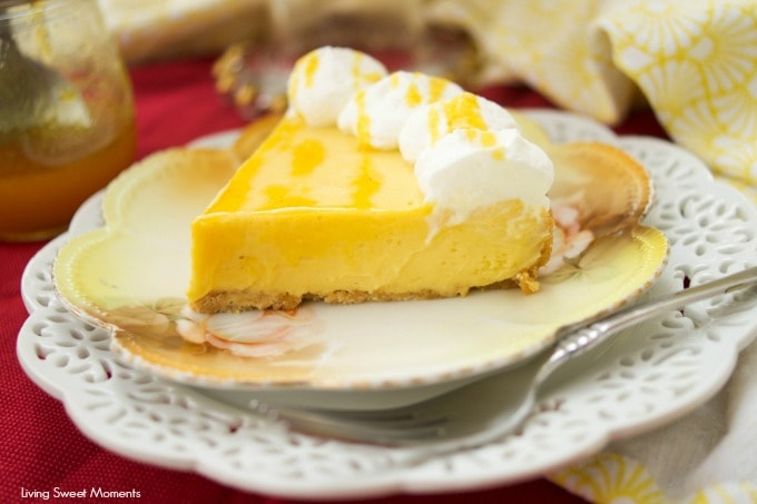 Instant Pot Passion Fruit Pie