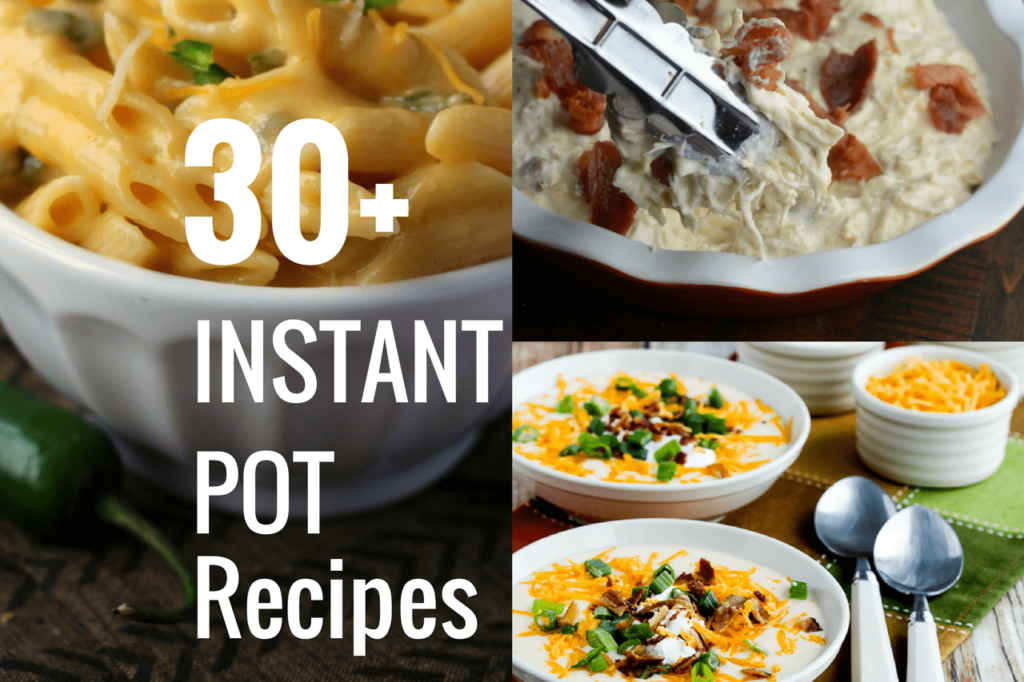 30 simple and delicious instant pot recipes for beginners for Simple yet delicious dinner recipes