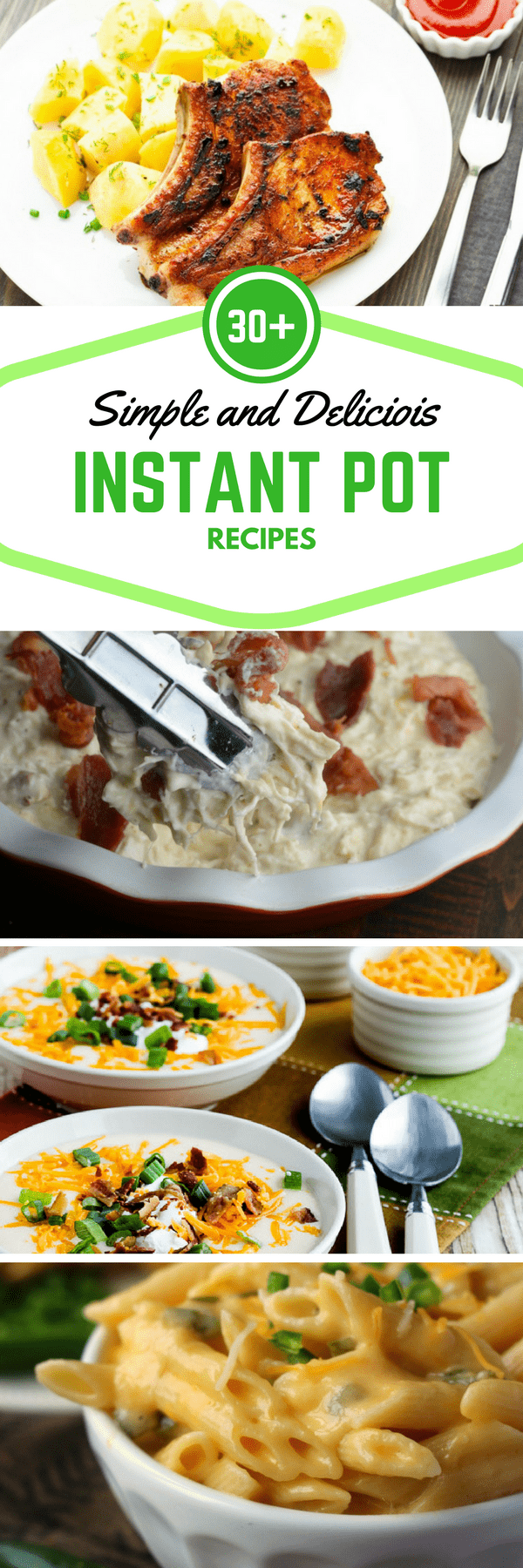 Simple Instant Pot Recipes