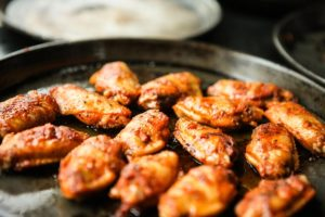 chicken wings instant pot